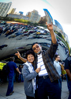 Sherie and Leo in Chicago by CQ 9-12-2015